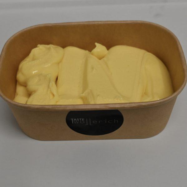 Wollerich mango yoghurtijs