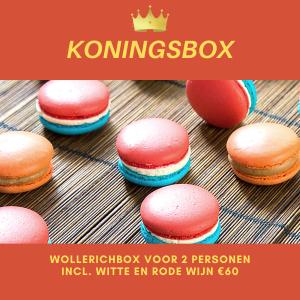 Wollerichbox koningsdag