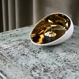 schaaltje goud olijf wollerich