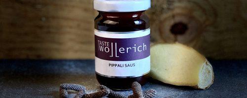 wollerich pippali saus